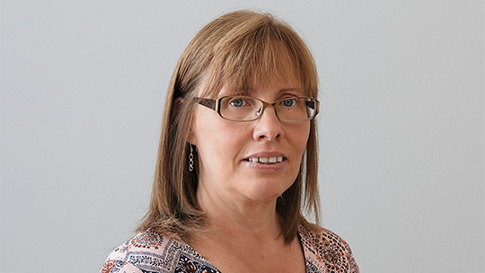 Nicola Sanders